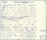 Township 15 N., Range 1 E., Skookumchuck Reservoir, Thompson Creek, Lewis County 1960c